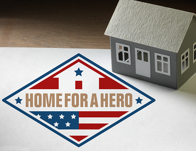 Home For A Hero Paper HouseCROP640