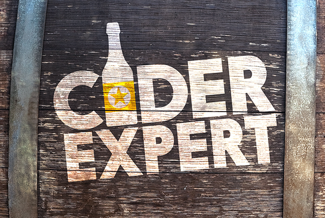 Vivitiv Logo Design Cider Expert Barrell Background640