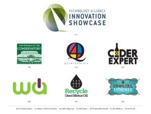 Vivitiv Brand Identity Logos
